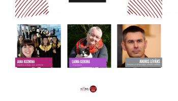 Latvijas Universitāte - uzzini vairāk! (HZF, TF un VFF)