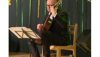 Mūziķis, komponists un dziedātājs Ingus Feldmanis