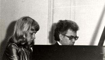 """""""Noras valsis"""". Veltījums pianistei Norai Novikai. Viesos - Rafi Haradžanjans"""