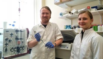 Latvijas pētnieki fiksējuši baktēriju šūnas sastāvdaļas – mikronodalījumu