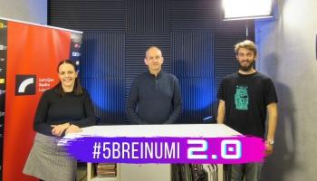 #5BREINUMI 2.0 & kinologs Uldis Barkāns un drošība pēc sentēvu tradīcijām