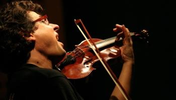 Mūsdienu austriešu vijolnieks Rudijs Bergers