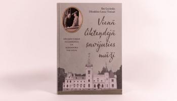 """""""Vienā likteņdejā savijušies mūži"""" - ar Stāmerienas pili saistīts mīlasstāsts"""