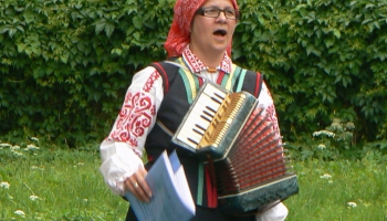 Zaiga Lazdiņa-Radziņa: Man ir tā laime strādāt kopā ar cilvēkiem, kas ļoti vēlas dziedāt