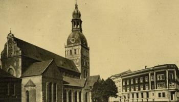 Vai zini, ka 15. gadsimta vidū Rīgas Doma baznīcā notika svinības ar mielastu un dejām?