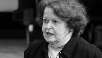 In memoriam. Valentīna Freimane