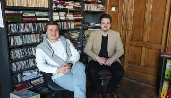 """""""Rostrum"""" uzvarētājs Jēkabs Jančevskis: Rakstu intuitīvi un paļaujos uz savām emocijām"""