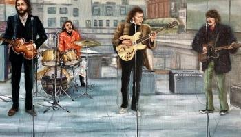 """30. janvāris. """"The Beatles"""" pēdējo reizi stājās publikas priekšā pilnā sastāvā"""