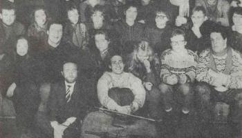 80.-90. gadu mija. Pasaules muzikālās idejas Latvijā