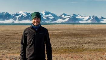 Pētnieka Ingus Pērkona iespaidi pēc pirmās arktiskās ekspedīcijas uz Svalbāru