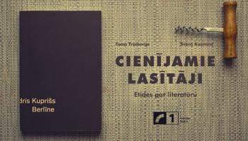"""Andra Kupriša """"Berlīne"""" apliecina, ka autora vērojumam ir vieta Latvijas literatūrā"""