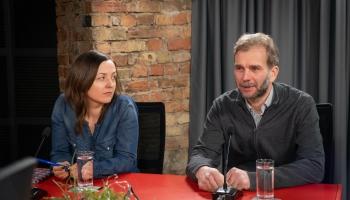 Žurnālisti par notiekošo Rīgas domē un ap to, kā arī par citām aktualitātēm