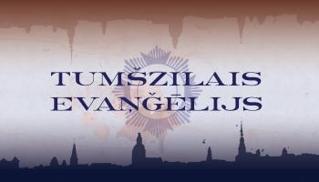 """""""Kriminālās ekselences fonda"""" komanda uzņem jaunu filmu """"Tumšzilais evaņģēlijs"""""""