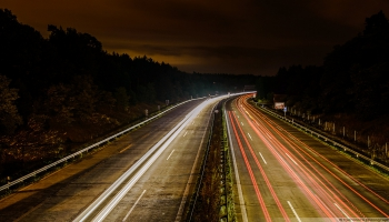 Латвию хотят опутать сетью автобанов