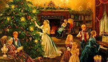 """""""Eglīte"""" - viena no spēlētākajām Ziemassvētku dziesmām"""