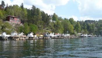 Šķērsām Norvēģijai