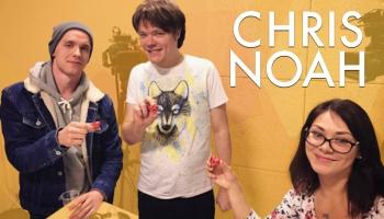 Chris Noah ar interviju noslēdz pirmo Tramplīna nedēļu