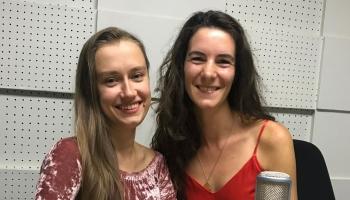 Vijolniece Kristīne Balanas: Mūzika vienmēr mani izglābj