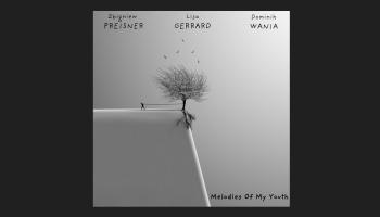 """Liza Džerarda un Dominiks Vania Zbigņeva Preisnera mūzikas albumā """"Melodies of my Youth"""""""