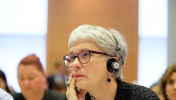 Latvijas balss Eiropas Parlamentā: Saruna ar Sandru Kalnieti