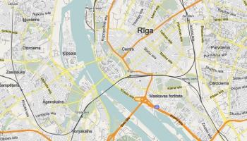 Rīgas teritorijas plānošanas dokuments un sabiedriskā apspriešana