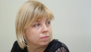 Cilvēks ziņu virsrakstos. CVK vadītāja Kristīne Bērziņa - kompromisa figūra