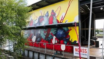 Mākslas centrs NOASS - vieta, kur radošām dvēselēm justies droši
