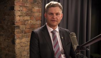 Krustpunktā izvaicājam jauno labklājības ministru Gati Eglīti