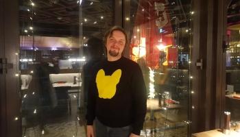 Ainārs Rubiķis par kolēģiem Berlīnes Komiskajā operā: Esam kopā gan priekos, gan bēdās