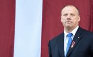 Intervija ar aizsardzības ministru Raimondu Bergmani