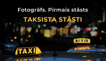 Fotogrāfs. Pirmais stāsts | Taksista stāsti - 5.sērija