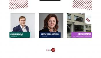 Latvijas Universitāte - uzzini vairāk! (BVEF, JF un PPMF)