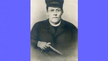 """Dzejnieks Eduards Veidenbaums - dzejā, mūzikā, leģendās un savos """"Kalāčos"""""""
