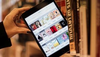Latviešu un pasaules grāmatas digitālajā bibliotēkā 3td.lv — intervija ar TietoEVRY