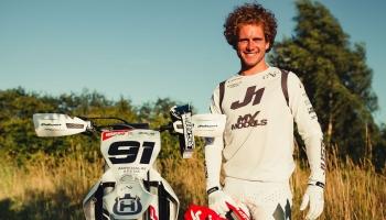 Motobraucējs Matīss Karro: Šobrīd motokross ir vairāk vaļasprieks