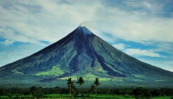 Plastilīns - vulkāni