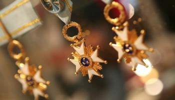 Triju Zvaigžņu ordenis skaņās