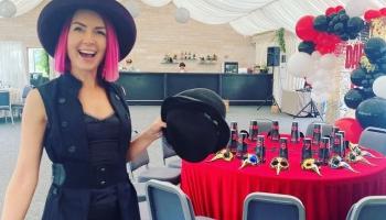 Анастасия Курилович: Моё дело - праздник
