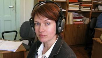 Daina Zalamane vienmēr gribējusi strādāt radio