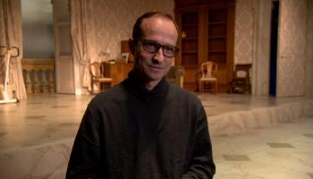 Kaspars Znotiņš: Arī pāvests ir cilvēks - tāds pats kā mēs...