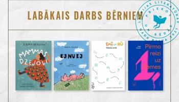 LaliNABA - bērnu un jauniešu literatūra
