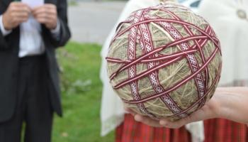 Jauniešu Etno dienas, latgaliešu tautasdziesmu ķēde nedēļas nogalē