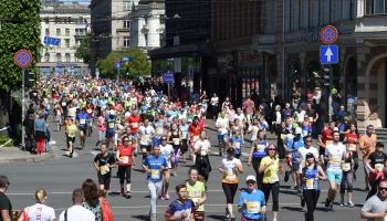 Maratonu vēsture Latvijā un pasaulē