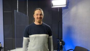 Treju Zvaigžņu ordeņa viersinīks Andris Slišāns par pandemeju, politiku, dzeivi i kulturu