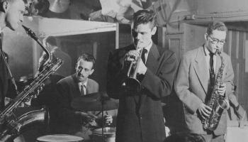 Vai zini, kas ir slavenais Džerija Maligana bez klavieru kvartets?