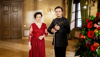 """Daniils Bulajevs un Agnese Egliņa programmā """"Brīvdienu mūzika"""" Dzintaru koncertzālē"""