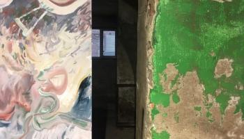 Nevainojamas gleznieciskas premisas ziloņu stallī un kreisā jautājuma otrā sērija