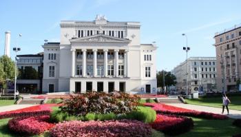 """Pirmajai latviešu operai """"Baņuta"""" simtā jubileja"""