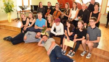 Madonas Latviešu mūzikas svētku jauno komponistu meistarklašu noslēguma koncerts