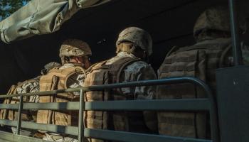 Латвийские военнослужащие из Ирака будут перемещены в Кувейт